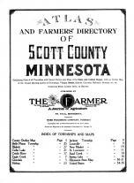 Title Page, Scott County 1913